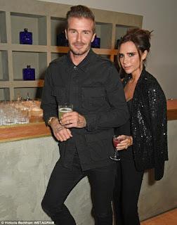 Victoria denies break up stories with David Beckham.