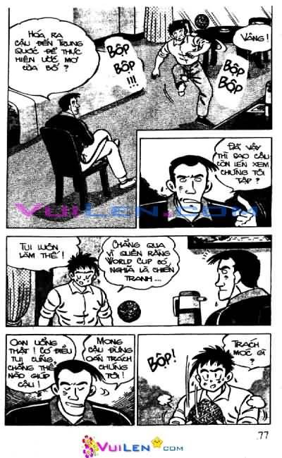 Jindodinho - Đường Dẫn Đến Khung Thành III Tập 55 page 77 Congtruyen24h