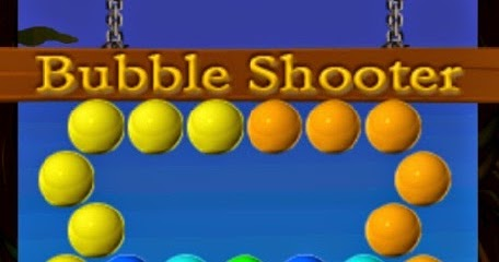 bubble shooter agame