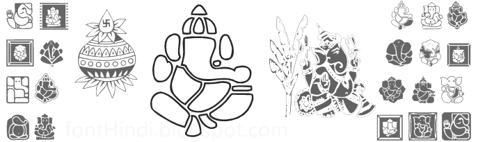 Ganpati Symbolys
