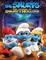 Los Pitufos The Legend of Smurfy Hollow (2013) Online Latino