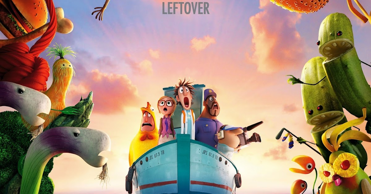 Cloudy With a Chance of Meatballs review | GamesRadar+