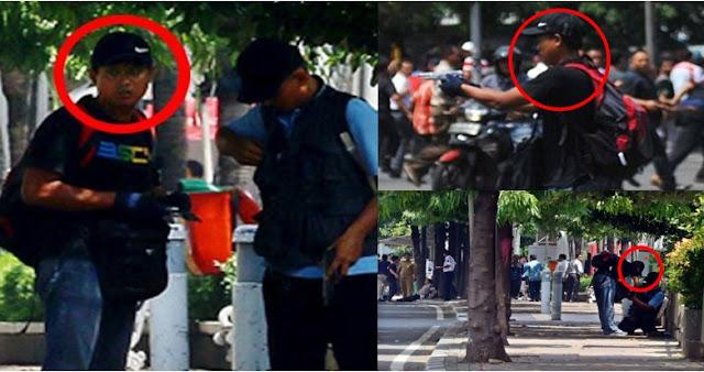 5 Kejanggalan Bom Sarinah, Analisa Eksklusif dari Foto-Foto
