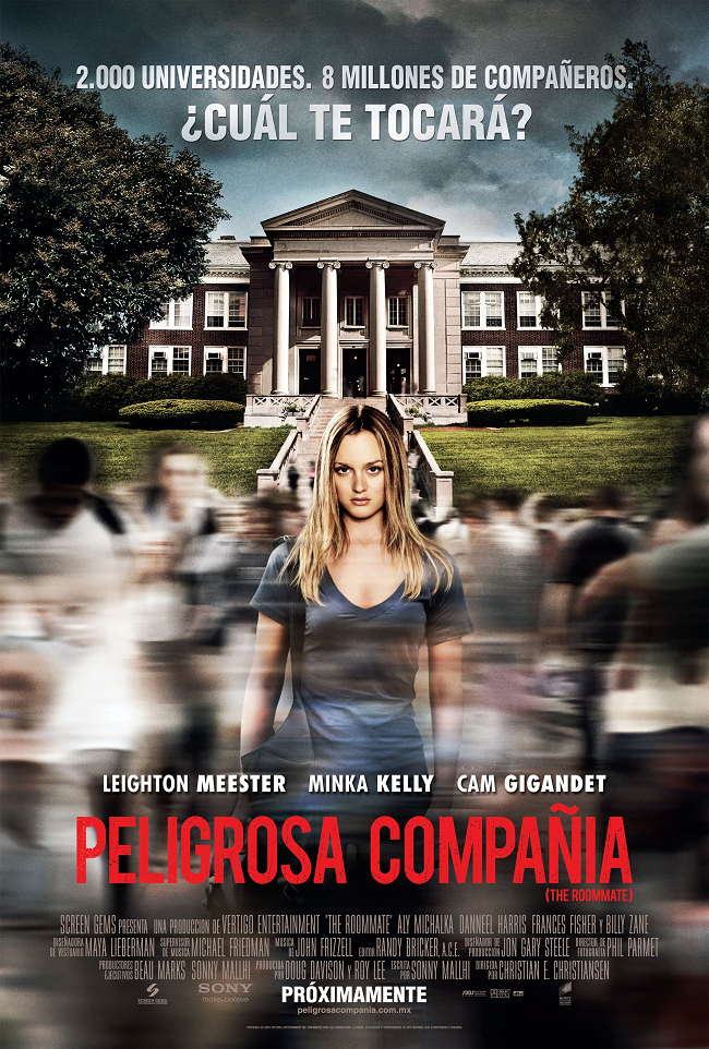 The Roommate-Peligrosa Compania