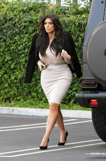 Kim Kardashian snuck away for Lunch with Mason & Scott