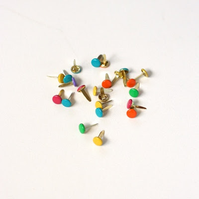 colorful fasteners - office supplies