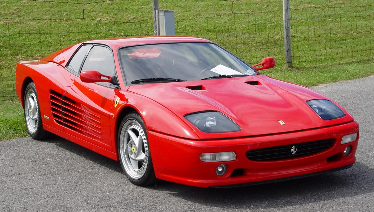 Ferrari 512 Its My Car Club