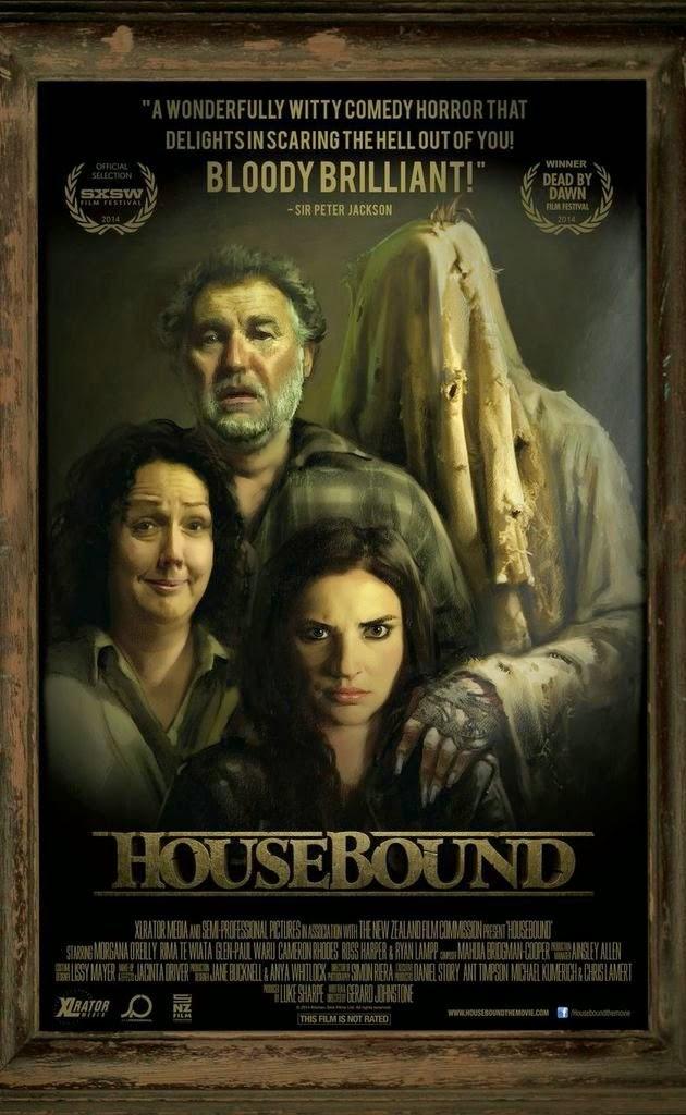 Ẩn Thân - Housebound