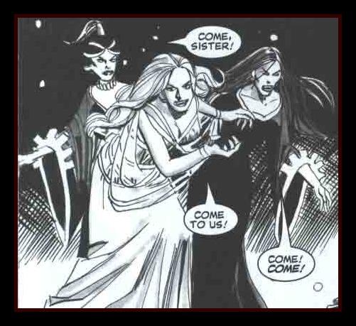 vampire lore