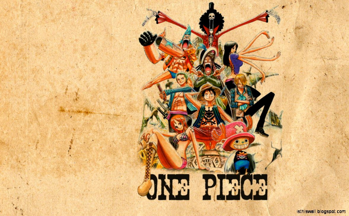 25 Cool One Piece Wallpaper