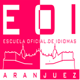 Website of the Official Language School of Aranjuez