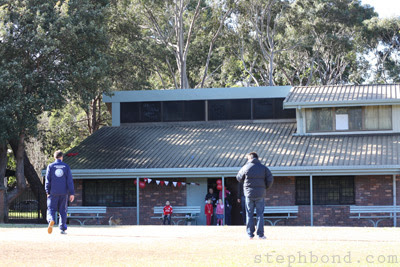 Bales Park hall, Willoughby Sydney