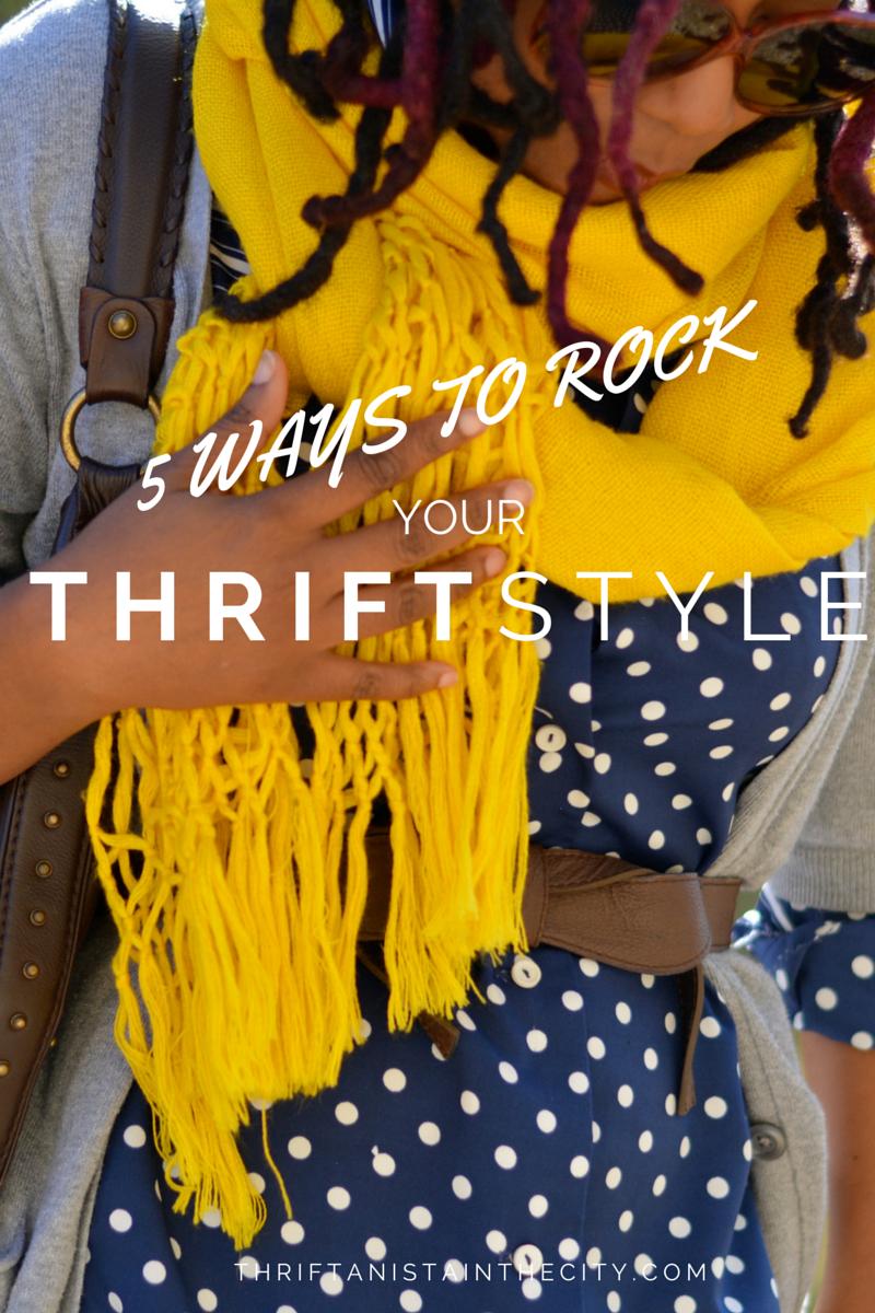 thrift style fashion bloggers