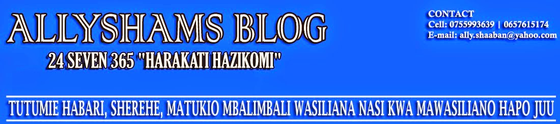 Allyshams Blog