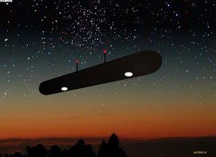 UFO CIGARRO
