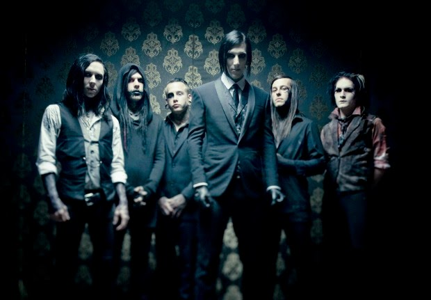 Motionless In White - band