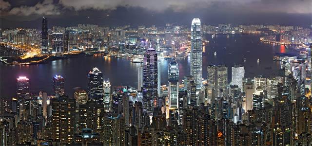 Čína, Hongkong