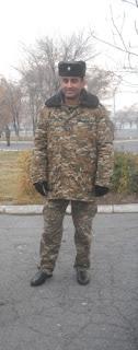 soldier armenian army armenia