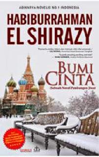Jual Novel Bumi Cinta Habiburrahman El Shirazy Surabaya