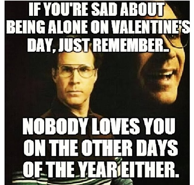 Unabashedly me feb 14 doesnt have to be singles awareness day sad 14 doesnt have to be singles awareness day sad ccuart Gallery