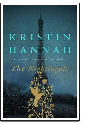 The Nightingale.  Book Cover