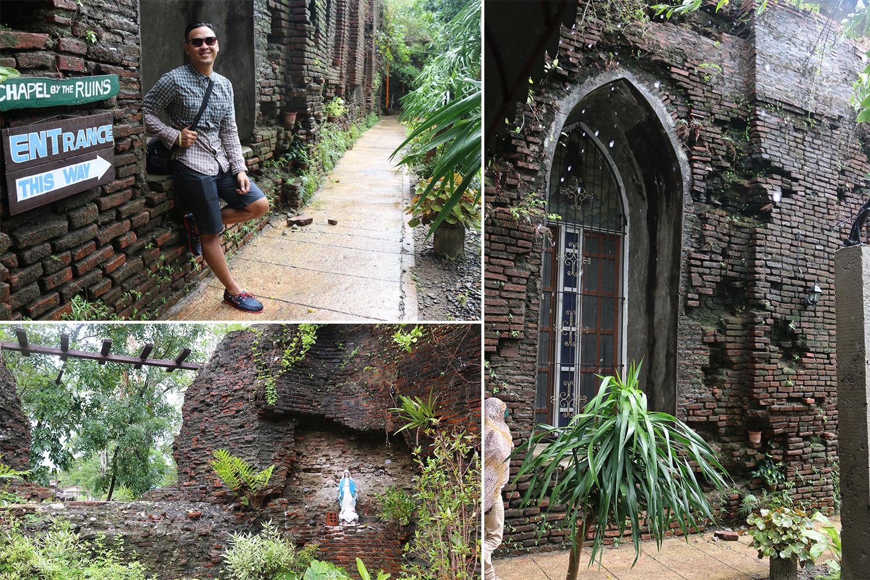 travel Vigan Ilocos Tour Sur Philippines tour tourism Bantay Church St Agustine Parish