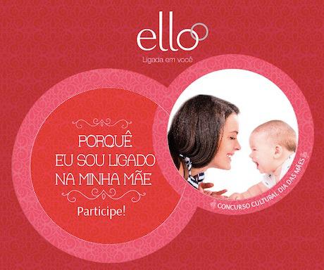 Participar concurso Ello Eletroportáteis dia das mães