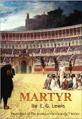 MARTYR by E. G. Lewis