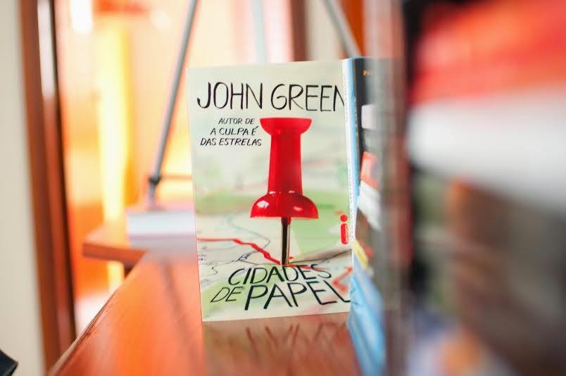 [Novidades] Cidades de Papel | John Green
