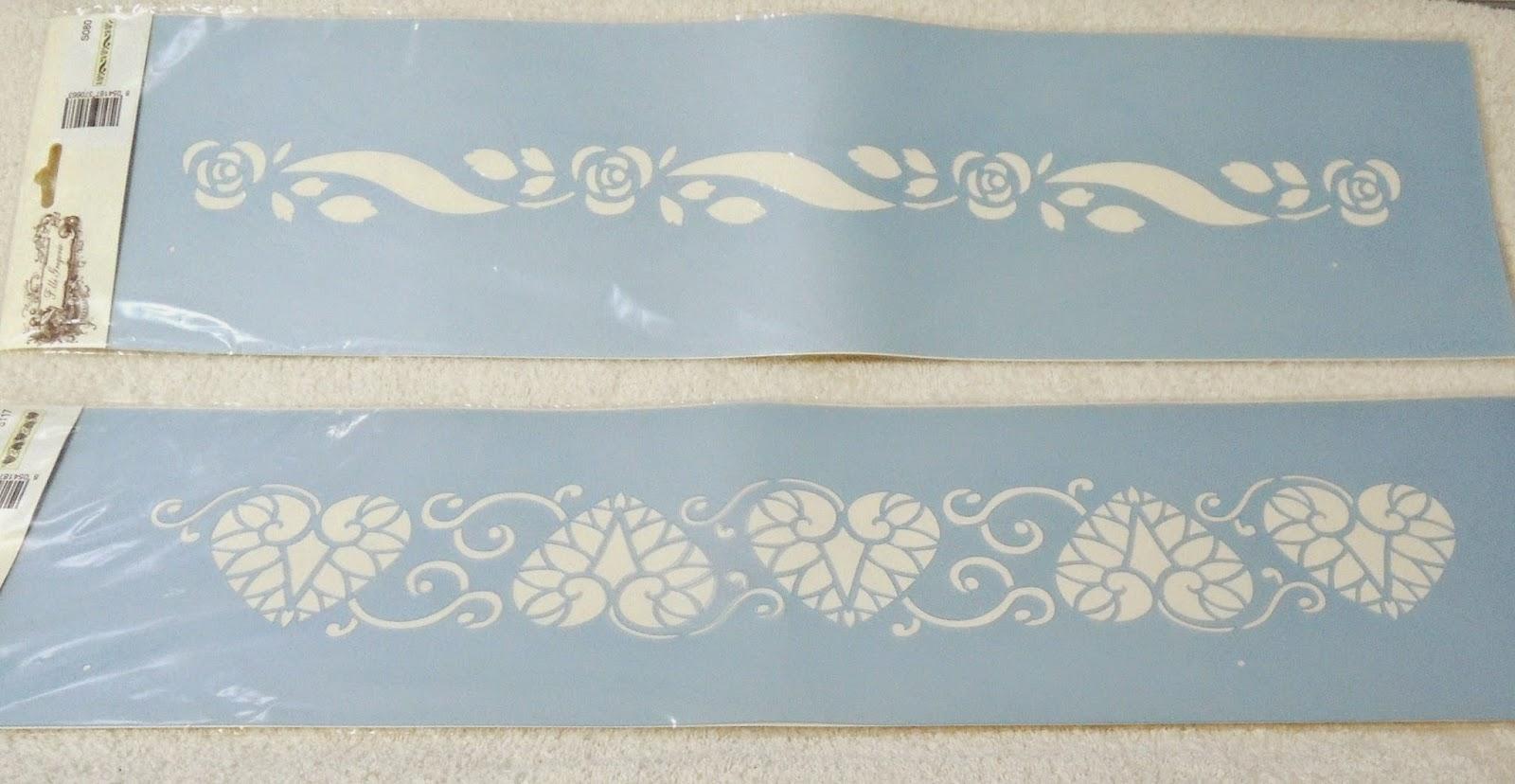 Testando testando review fratelli gregorio produzione stencil - Decorazioni stencil murali ...