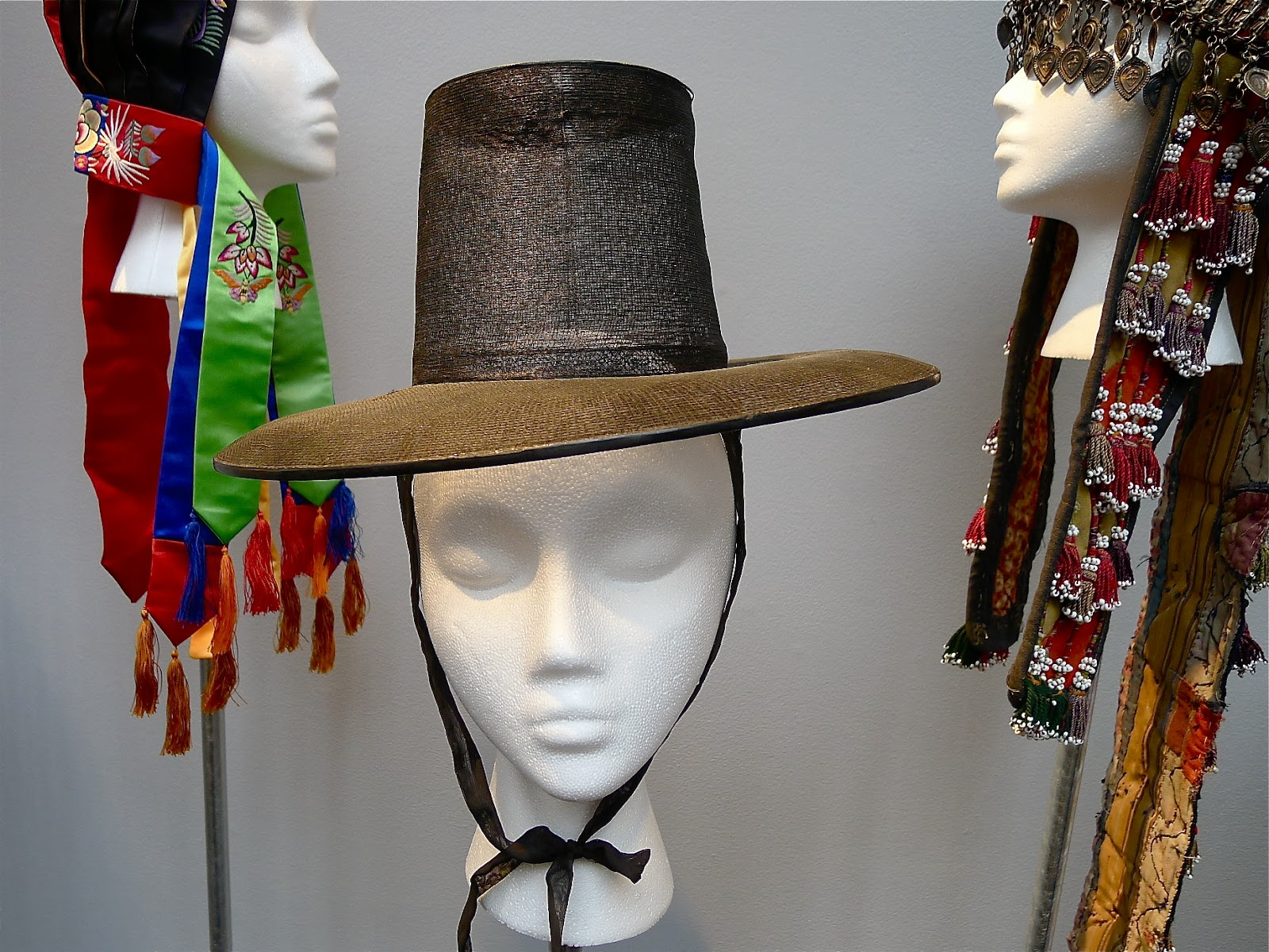 0659fe5a0db HATtitude   The Milliner in Culture and Couture Exhibition ...