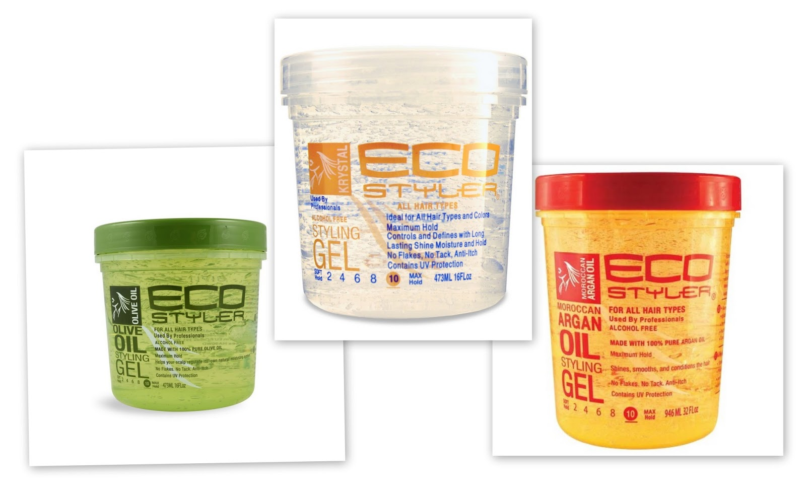 Which Eco Styler Gel Should You Use Fabellis