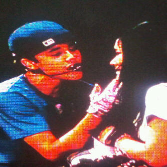 Its the OLLG ( One Less Lonely Girl ) in Indonesia