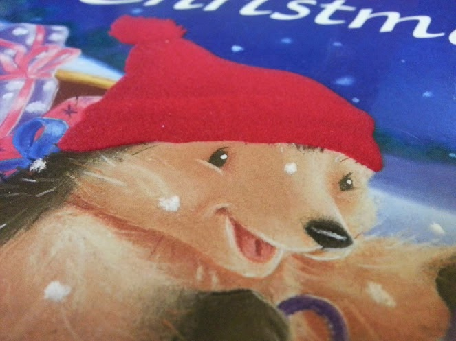 One Special Christmas children's story book about Santa and animals review