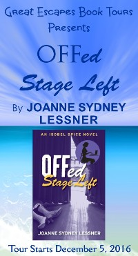 Joanne Sydney Lessner on tour
