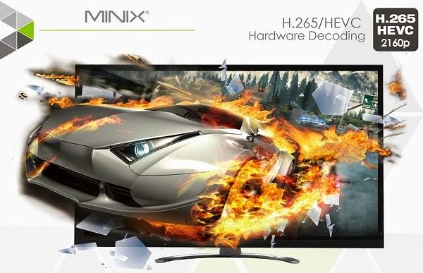 New MINIX NEO X8-H Plus