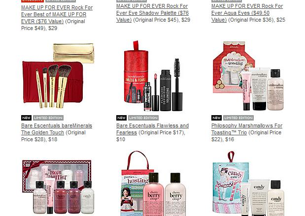Makeup & Beauty | Jeweled Thumb: Sephora 20% Off Sale Code Live