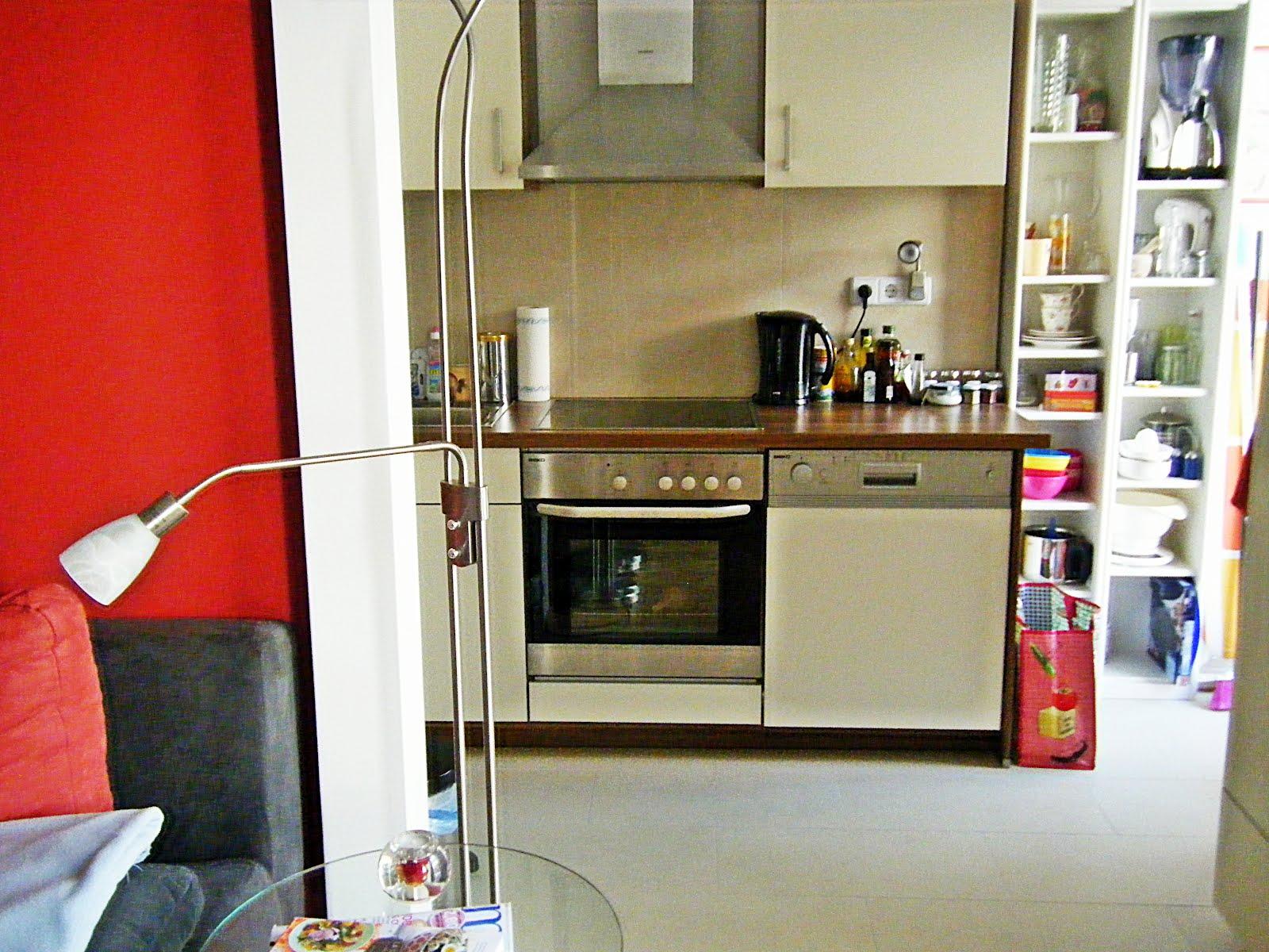 sugar and spice tag der offenen k che. Black Bedroom Furniture Sets. Home Design Ideas