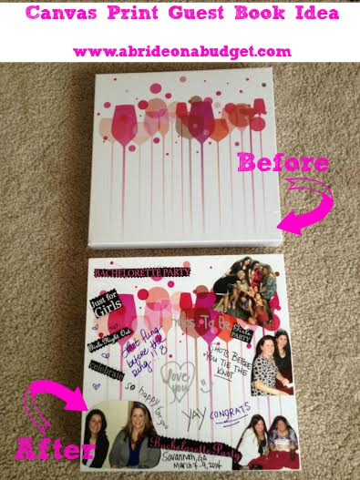 canvas-guest-book