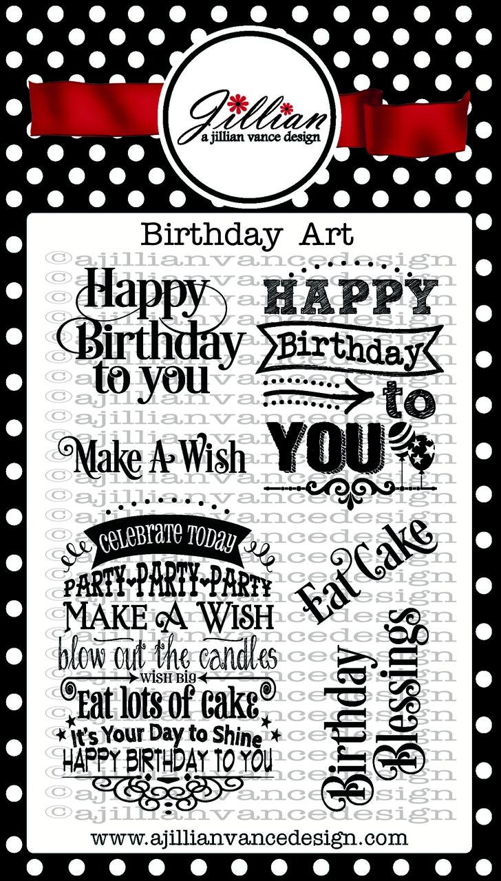 birthdayart