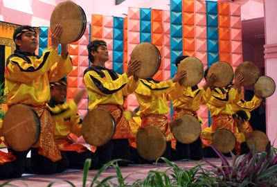 Rapai Alat Musik Tradisional Khas Aceh