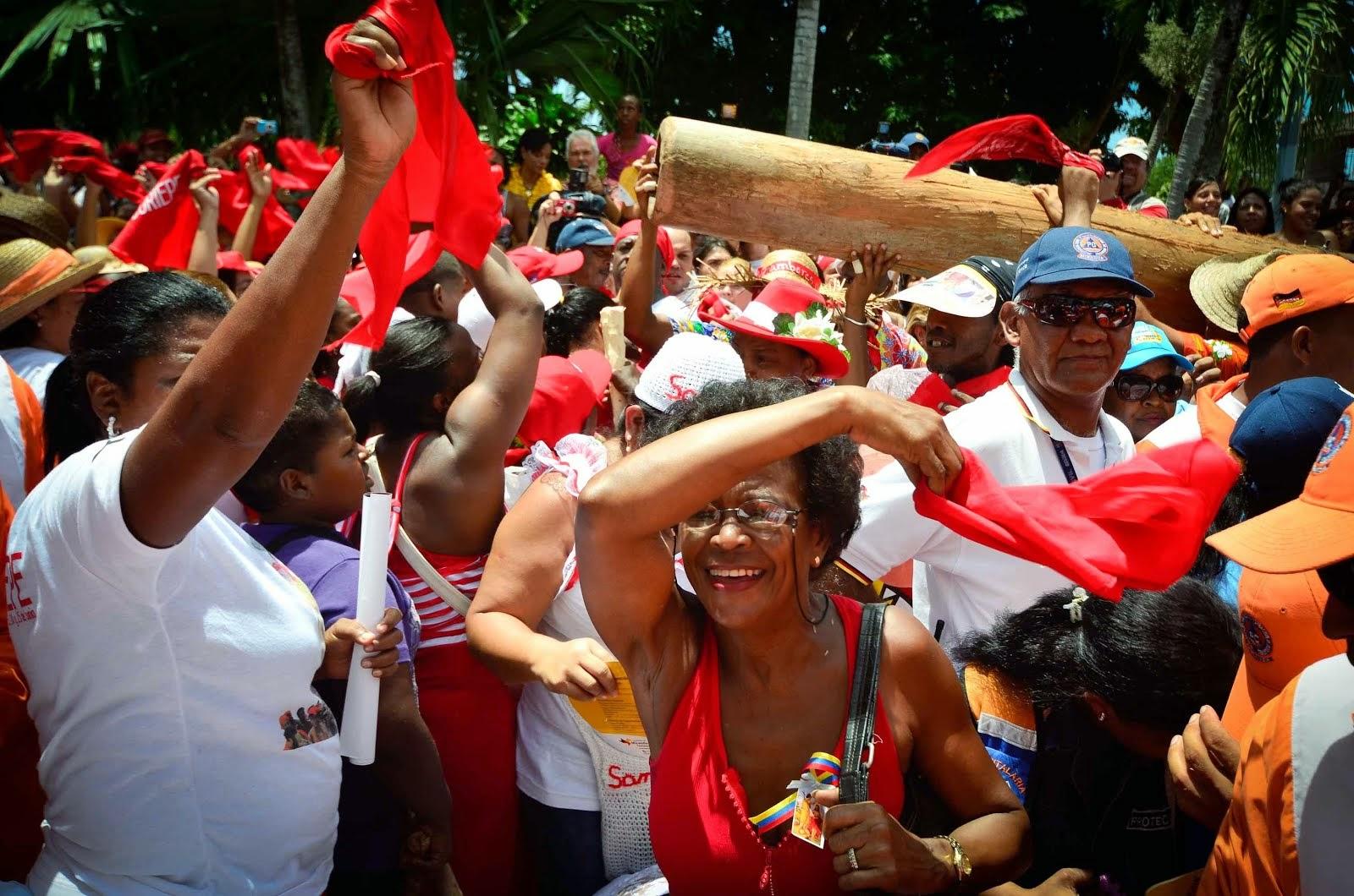 Porque somos venezolanas