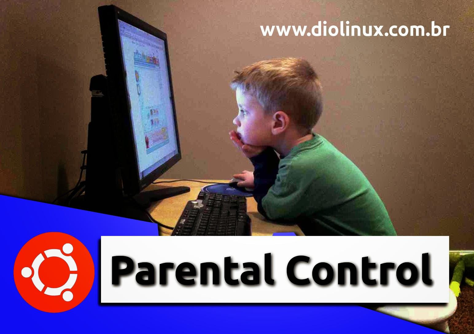 Programa de Controle dos Pais para Ubuntu