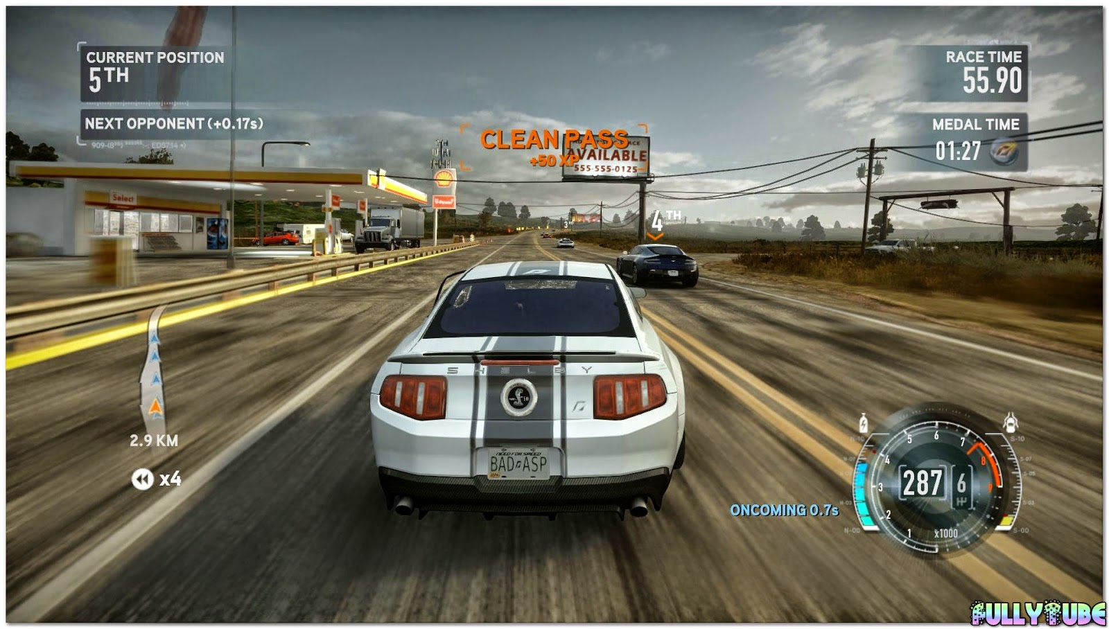 Need For Speed The Run Free