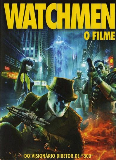 Filme Watchmen O Filme Dublado AVI DVDRip