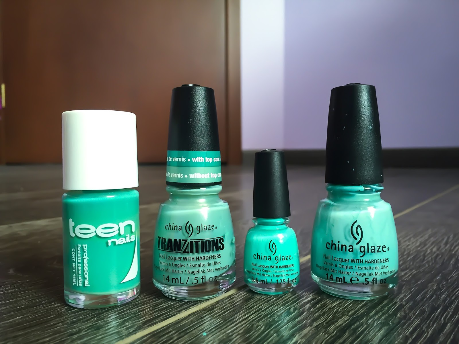 The Nameless Blog: Nail Polish Collection: Part 1
