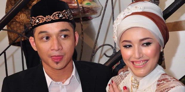 Pernikahan Pasha Ungu dan Adelia