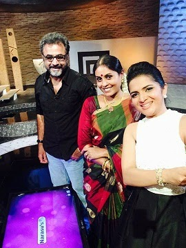 Koffee With DD Season 2 ,08-03-2015,Koffee With DD With  Ponvannan & Saranya  Today Program with DD, Vijay Tv, Watch Online Koffee With DD,08th March 2015