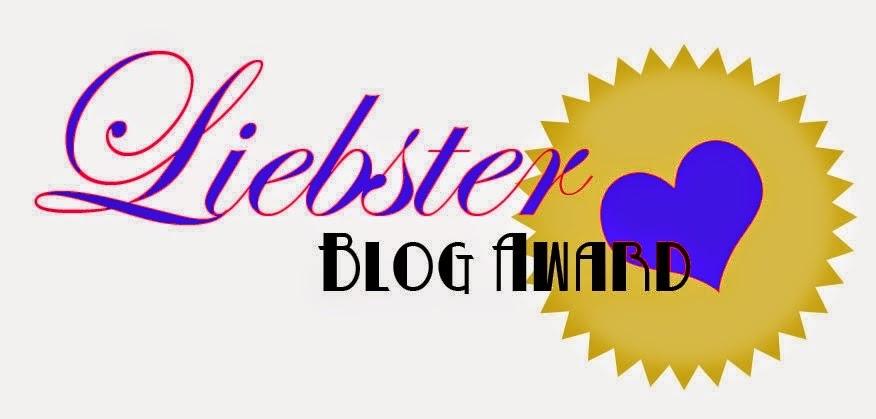 Nominacja Liebster Blog Award 2014