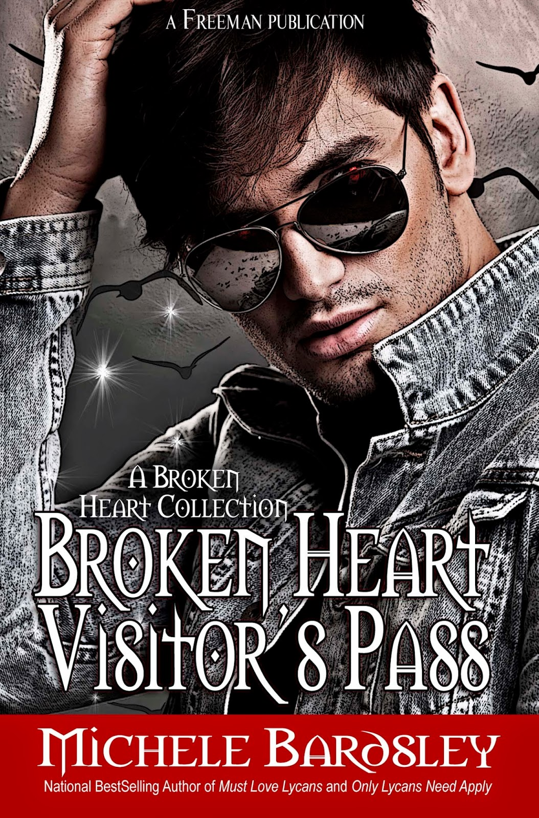 Broken Heart: Visitor's Pass is a bundled set in the Broken Heart series by Michele Bardsley.